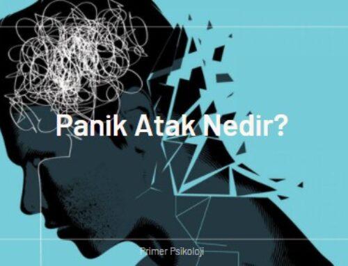 Panik Atak Panik Bozukluk Nedir?